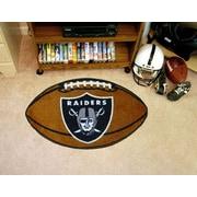 FANMATS NFL - Oakland Raiders Football Mat