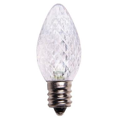 Wintergreen Lighting 0.96W 130-Volt LED Light Bulb (Pack of 25); Cool White
