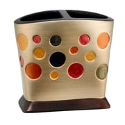 Popular Bath Products Sunset Dots Toothbrush Holder