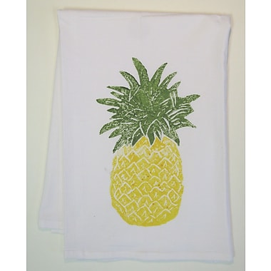 Lowcountry Linens Pineapple Kitchen Towel