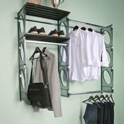 KiO 24''W Closet System; Black