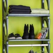 KiO Extra 24''W Shelf (Set of 2); Black