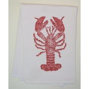 Lowcountry Linens Lobster Kitchen Towel