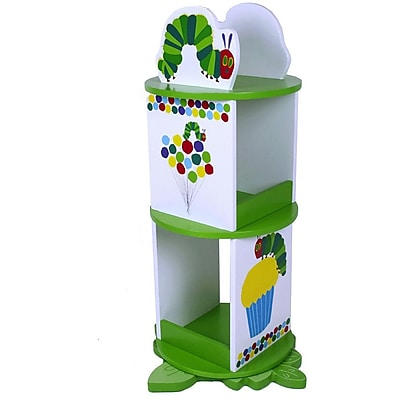 Levels of Discovery The Very Hungry Caterpillar 30.8'' Revolving Bookcase WYF078277550927