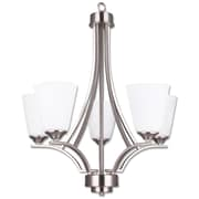 Beldi Seattle 5-Light Shaded Chandelier