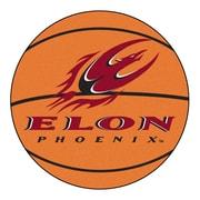 FANMATS NCAA Elon University Basketball Mat