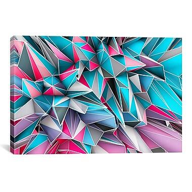 iCanvas ''Kaos Sky'' by Maximilian San Graphic Art on Canvas; 12'' H x 18'' W x 0.75'' D