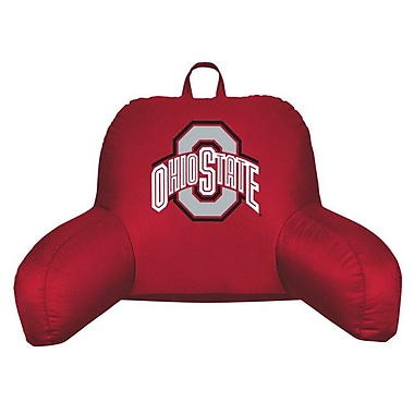 Sports Coverage NCAA Ohio State Bed Rest Pillow