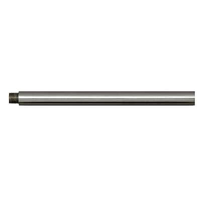 Quoizel 9008EXBN01 Mini Pendant Extension Rod, Brushed Nickel