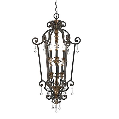Quoizel MQ5206HL Incandescent Chandelier, Heirloom