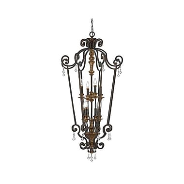 Quoizel MQ5208HL Incandescent Chandelier, Heirloom