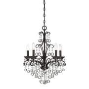 Quoizel QMC1199FR Incandescent Chandelier, French Bronze