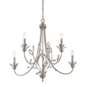 Quoizel WSY5005IF Incandescent Chandelier, Italian Fresco