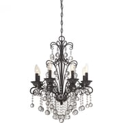 Quoizel CRE5008FR Incandescent Chandelier, French Bronze