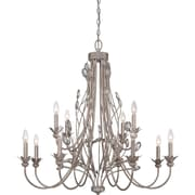 Quoizel WSY5012IF Incandescent Chandelier, Italian Fresco