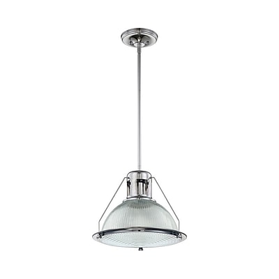 Quoizel QPP1198C Incandescent Mini Pendant, Polished Chrome