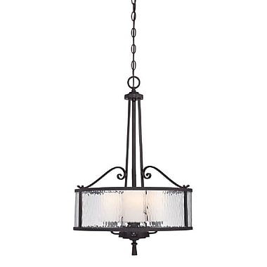 Quoizel ADS2818DC Incandescent Pendant, Dark Cherry