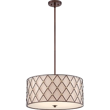 Quoizel BWL2822CC Incandescent Pendant, Copper Canyon