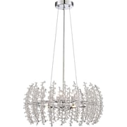 Quoizel VLA2820C Xenon Pendant, Polished Chrome