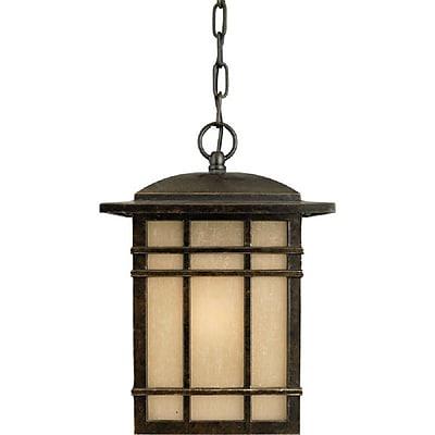 Quoizel HC1909IB Imperial Bronze Hanging Lantern, Incandescent