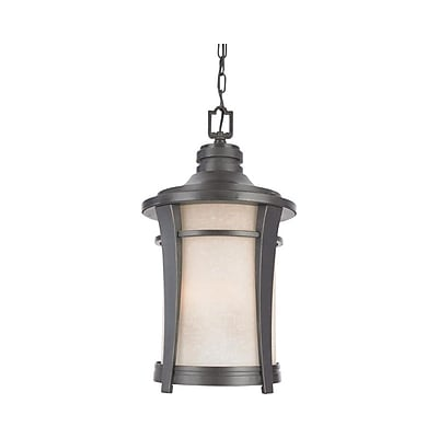 Quoizel HY1911IB Incandescent Hanging Lantern, Imperial Bronze