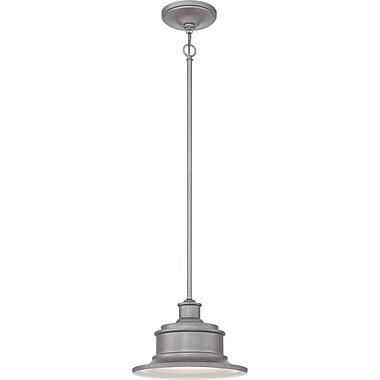 Quoizel SFD1911GVFL CFL Hanging Lantern, Galvanized