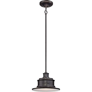 Quoizel SFD1911IBFL CFL Hanging Lantern, Imperial Bronze