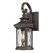 Quoizel CHI8407 Imperial Bronze Wall Lantern
