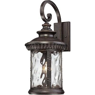Quoizel CHI8411IBFL Imperial Bronze Hanging Lantern, CFL