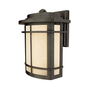 Quoizel GLN8410 Imperial Bronze Wall Lantern,