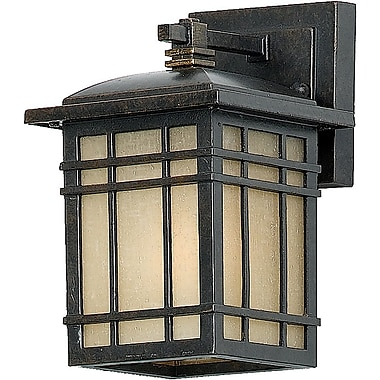 Quoizel HC8406IBFL Imperial Bronze Wall Lantern, CFL