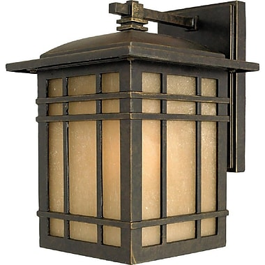 Quoizel HC8407IB Imperial Bronze Wall Lantern, Incandescent