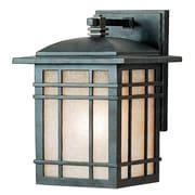 Quoizel HC8409IBFL Imperial Bronze Wall Lantern, CFL