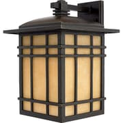 Quoizel HC8411 Imperial Bronze Wall Lantern