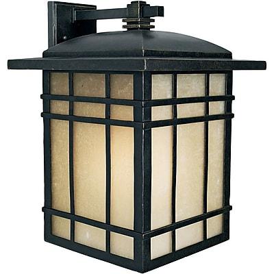 Quoizel HC8413IBFL Imperial Bronze Wall Lantern, CFL