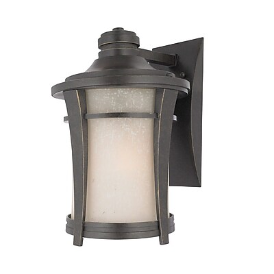 Quoizel HY8409IBFL Imperial Bronze Wall Lantern, CFL
