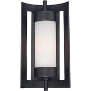 Quoizel MLN8309KFL CFL Wall Lantern, Mystic Black