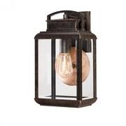 Quoizel BRN8408IBFL Imperial Bronze Wall Lantern, CFL