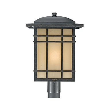 Quoizel HC9013IB Imperial Bronze Wall Lantern, Incandescent