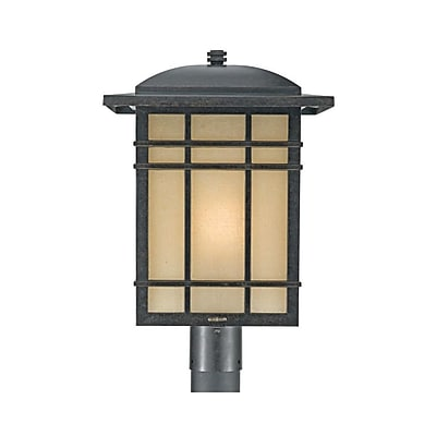 Quoizel HC9013IB Imperial Bronze Wall Lantern, Incandescent