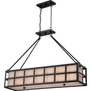 Quoizel CKMS442TM Incandescent Island Light, Taco Maroni