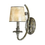 Quoizel KD8701MM Incandescent Wall Sconce, Mottled Silver