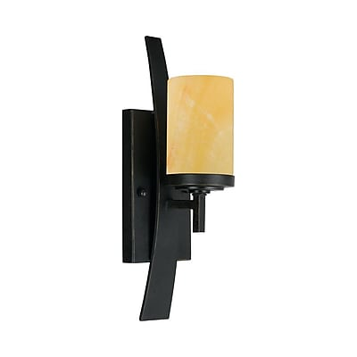 Quoizel KY8701IB Incandescent Wall Sconce, Imperial Bronze