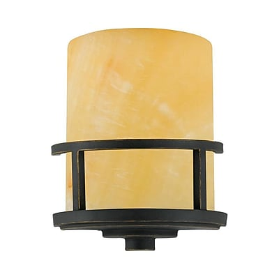 Quoizel KY8801IB Incandescent Wall Sconce, Imperial Bronze