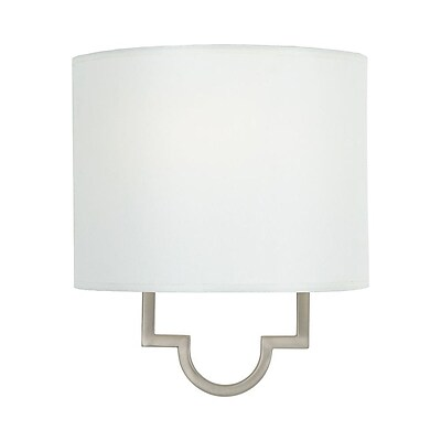 Quoizel LSM8801PS Incandescent Wall Sconce, Pewter Plated