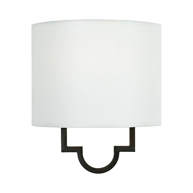 Quoizel LSM8801TM Incandescent Wall Sconce, Teco Marrone