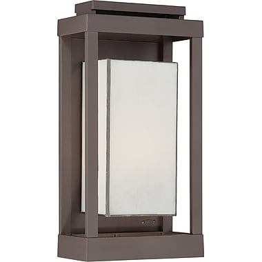 Quoizel PWL8309WTFL CFL Wall Lantern, Western Bronze