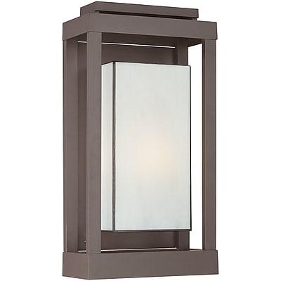 Quoizel PWL8311WTFL CFL Wall Lantern, Western Bronze