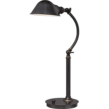 Quoizel VVTH6221IB LED Table Lamp, Imperial Bronze