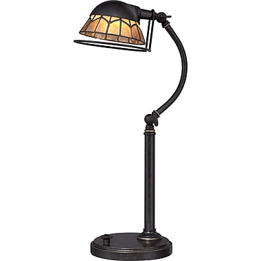 Quoizel VVWH6220IB LED Table Lamp, Imperial Bronze